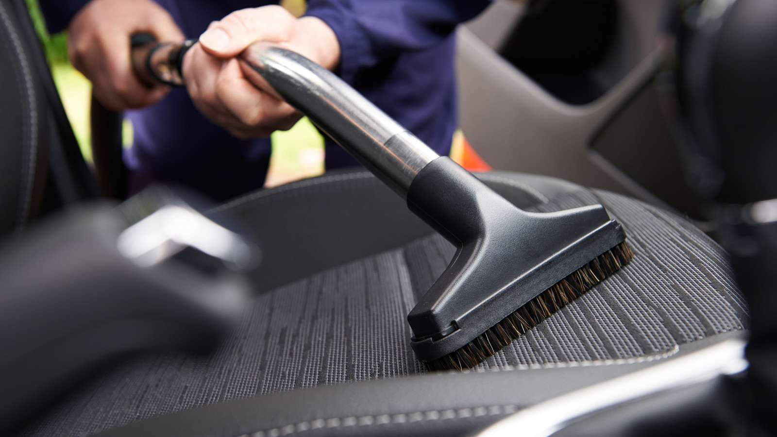 Car Vacuuming