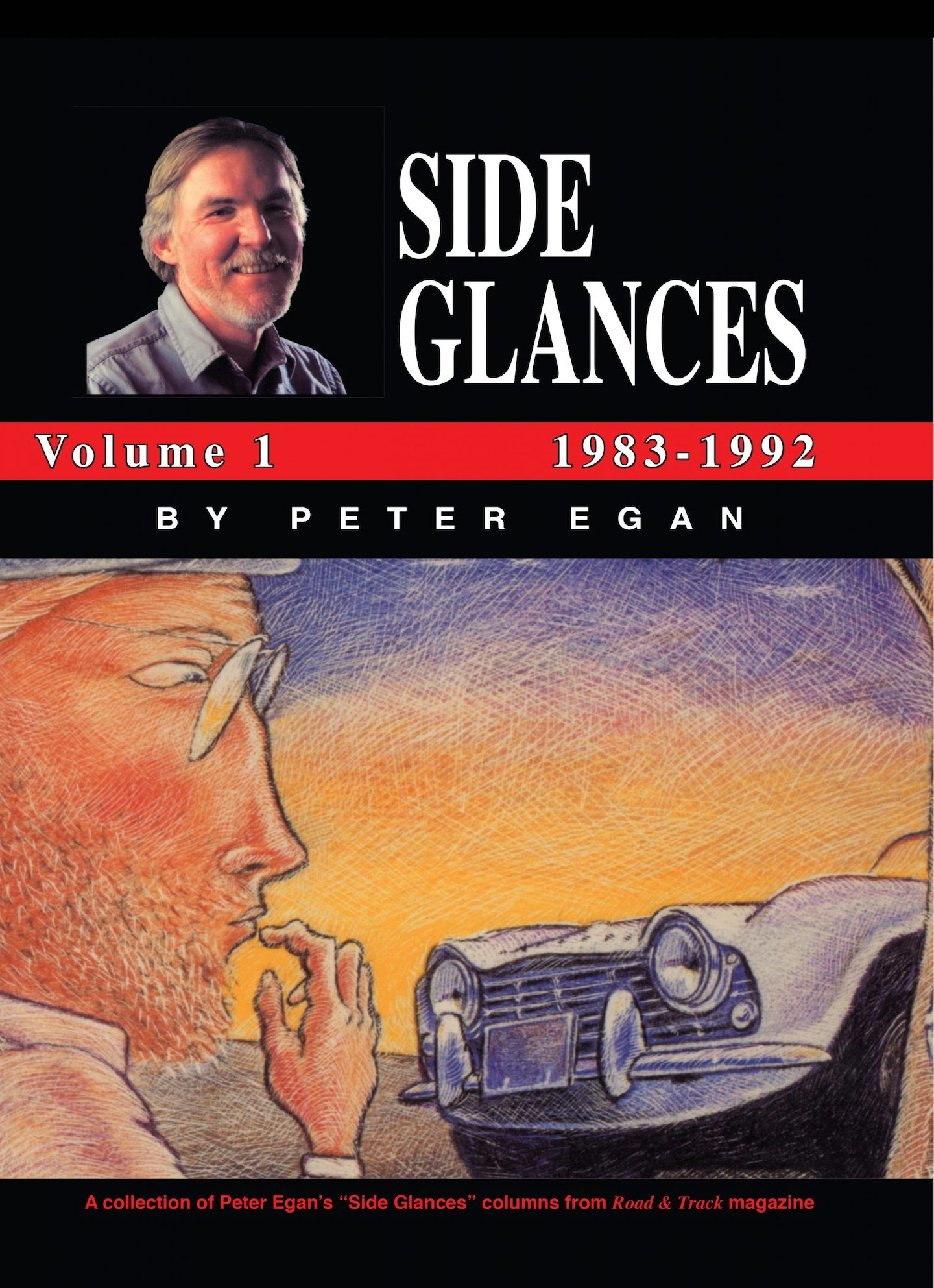 Side Glances Peter Egan