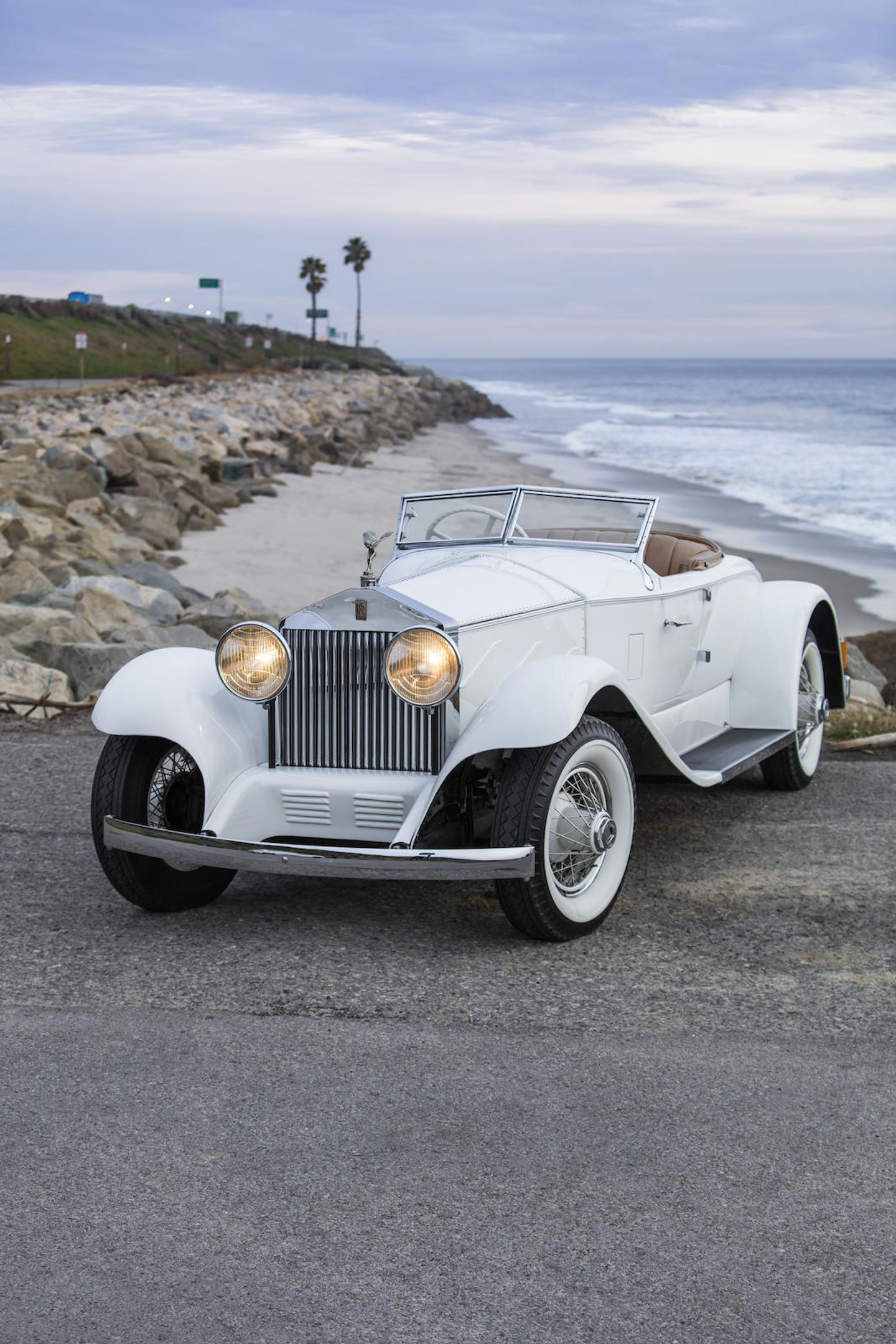 1924 ROLLS-ROYCE SILVER GHOST PICCADILLY SPECIAL ROADSTER