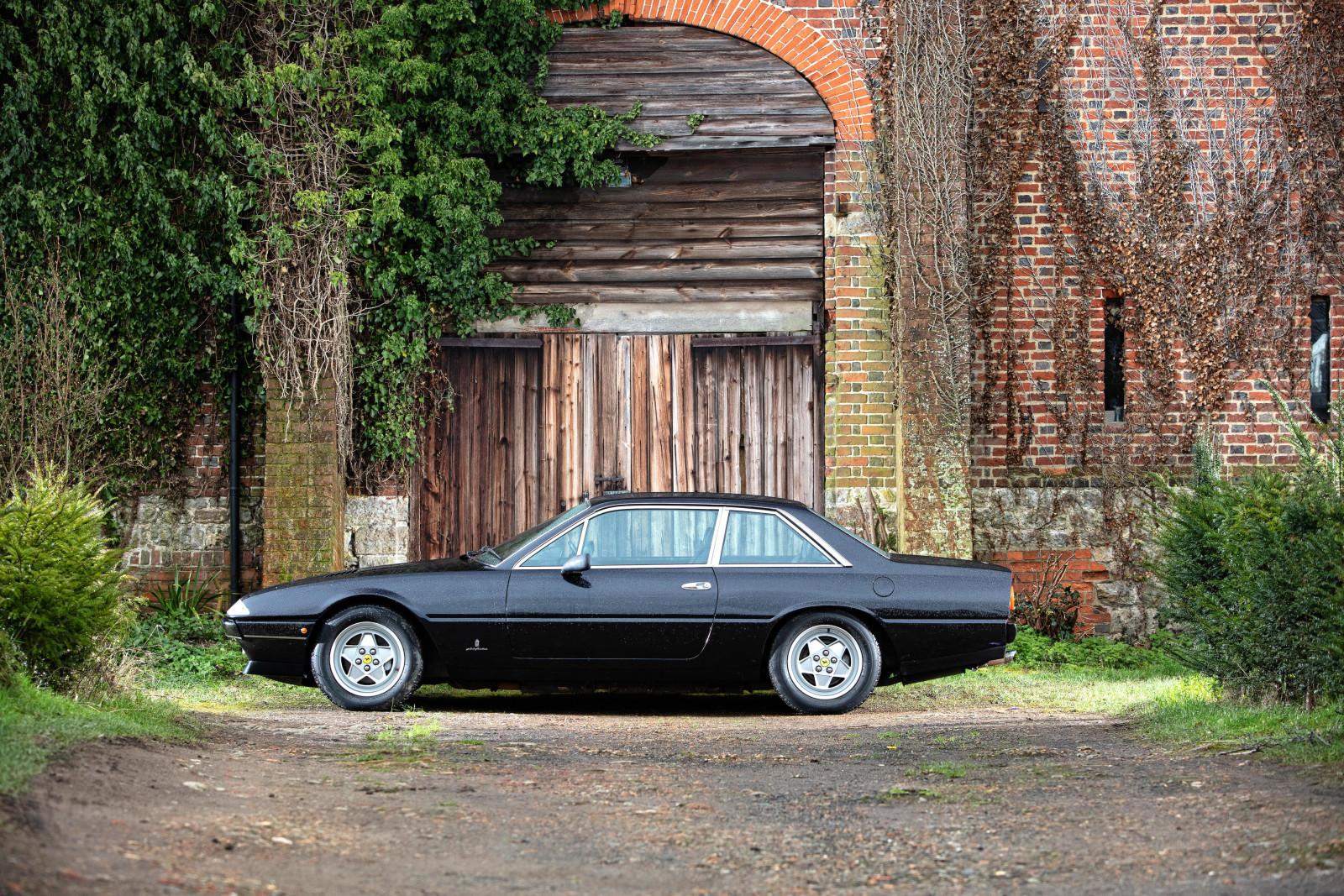 1988 FERRARI 412 GT