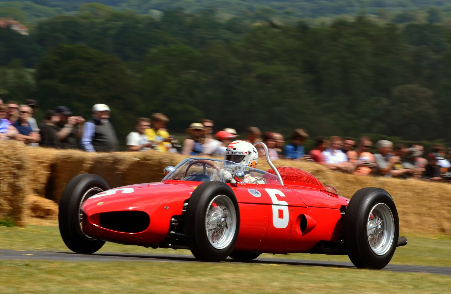 Ferrari 156 Shark Nose