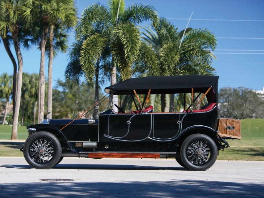 1912 Rolls-Royce Ghost Torpedo Phaeton