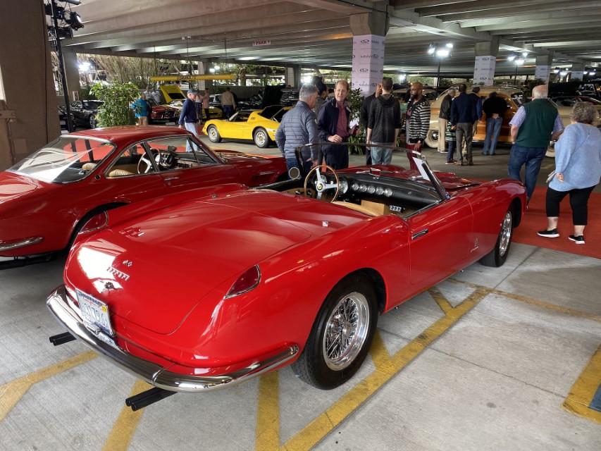 1958 Ferrari 250 GT Cabriolet Pininfarina (Series I)