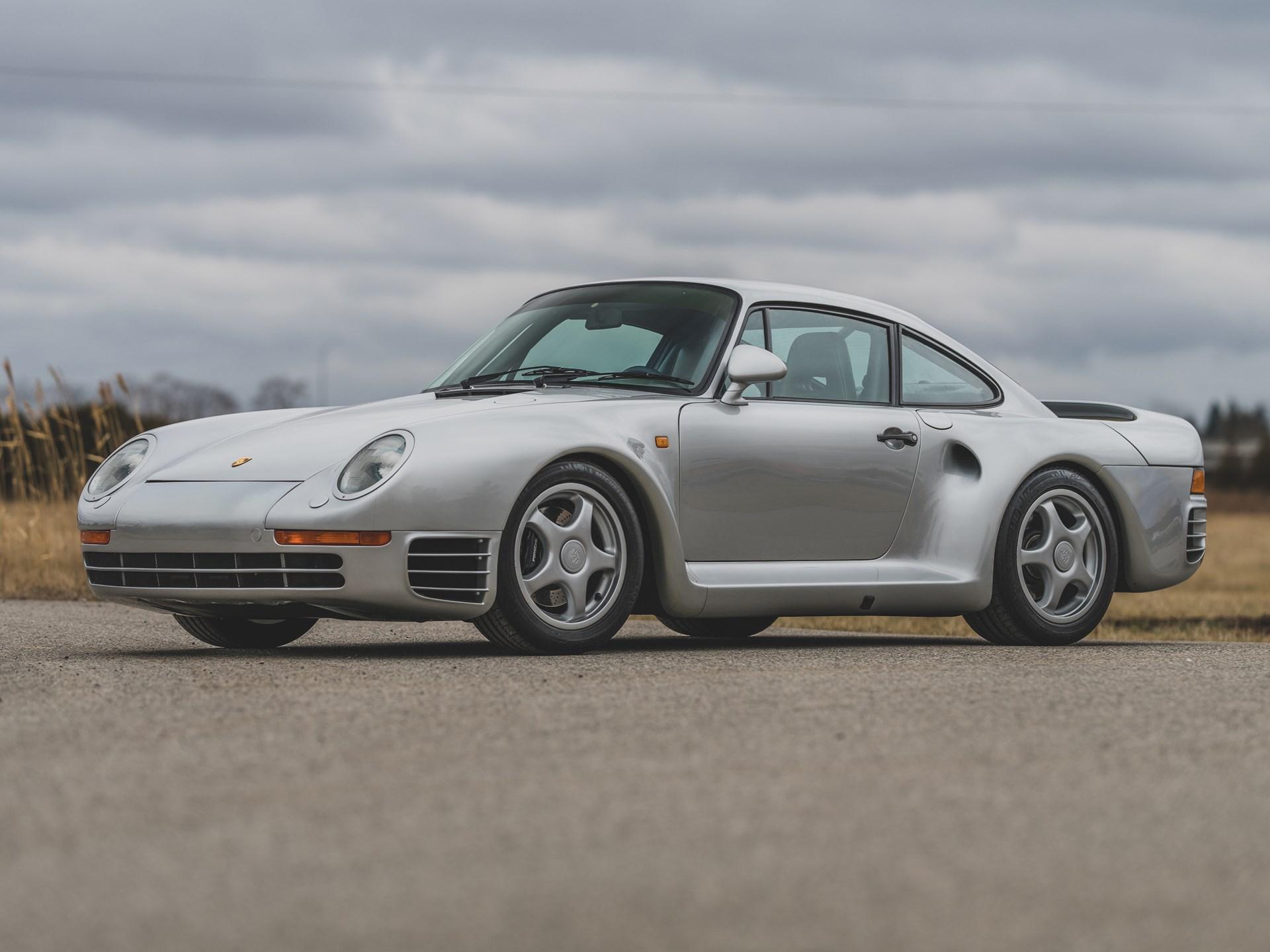 1987 Porsche 959 California-Legal by Canepa