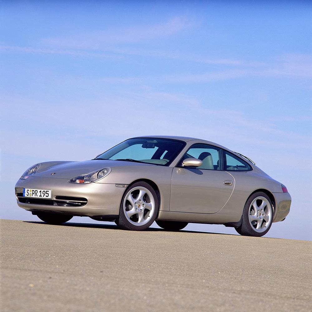 Porsche 911 996 Mk1