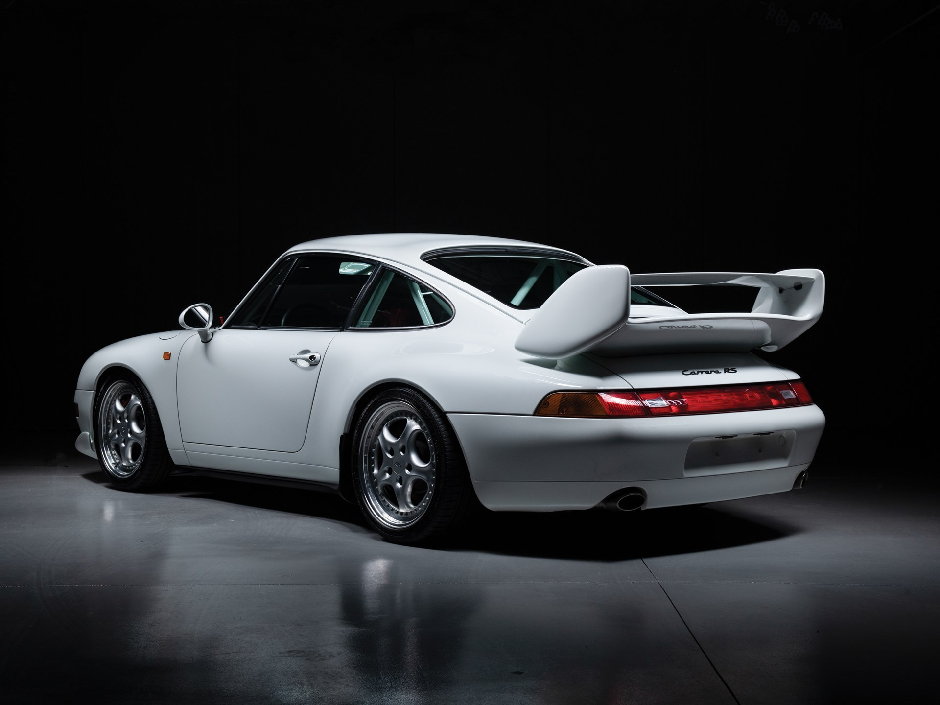1996 Porsche 911 Carrera RS Clubsport 993 SM Sotheby's Paris 2020 Retromobile
