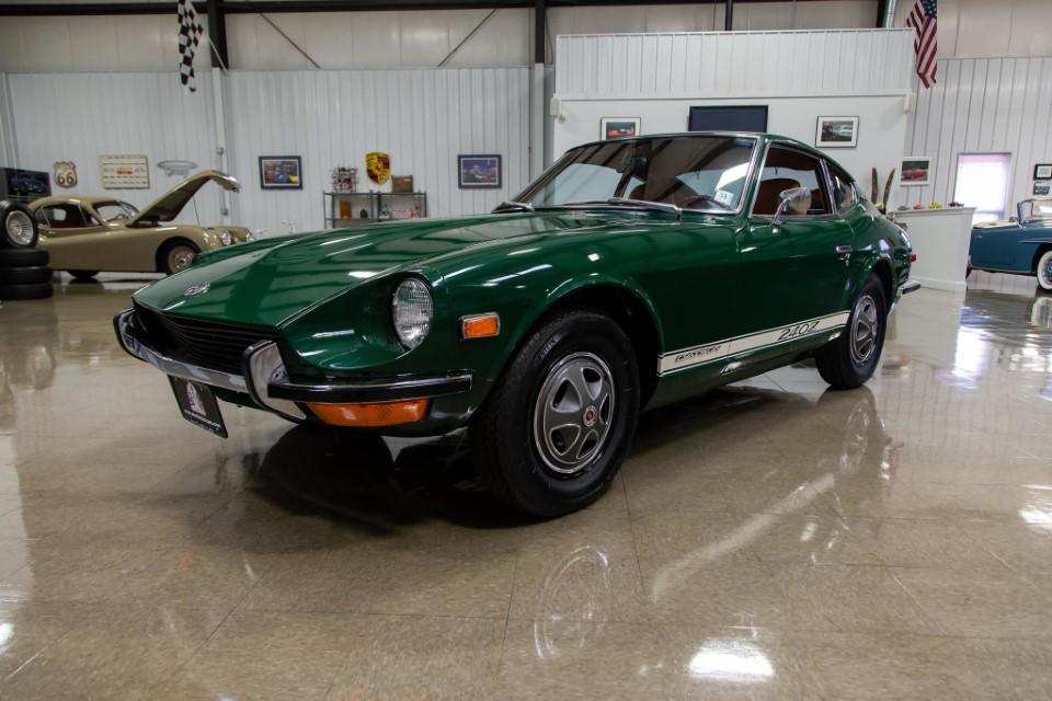 21,000-mile 1971 Datsun 240Z $315,000