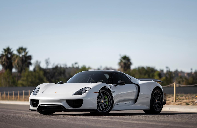 Porsche, Porsche 918 Spyder, Porsche 918, 918 Spyder