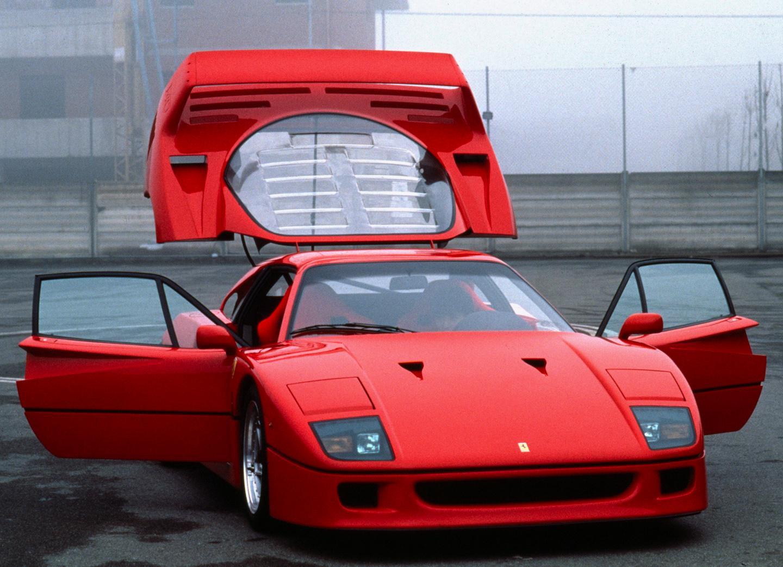 Ferrari, Ferrari F40, F40