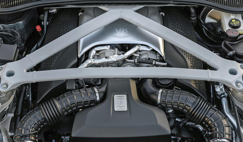 AMG, Aston Martin, Mercedes, Mercedes-Benz, M177, DB11, Vantage, DBX, V8, Twin-Turbo, TTV8, V8TT