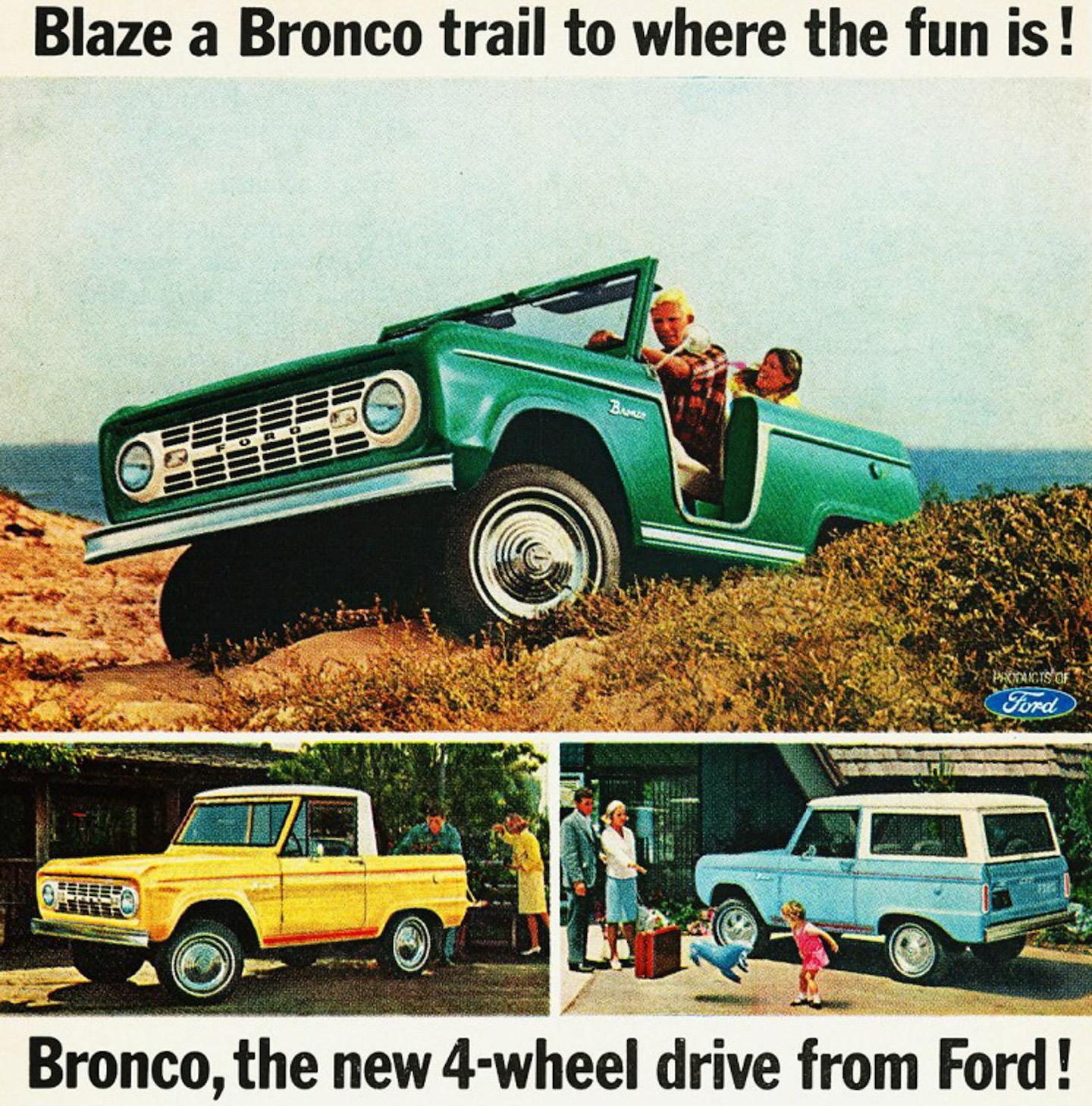 first-generation Ford Bronco, first-generation Bronco, Bronco, Ford Bronco, uncut Bronco