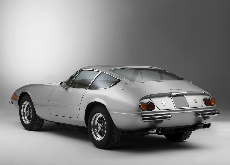 Ferrari, Ferrari Daytona, Daytona, 365 GTB/4