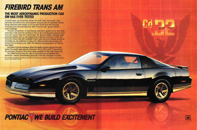 Third-Generation Pontiac Firebird, Firebird, Pontiac, Pontiac Firebird
