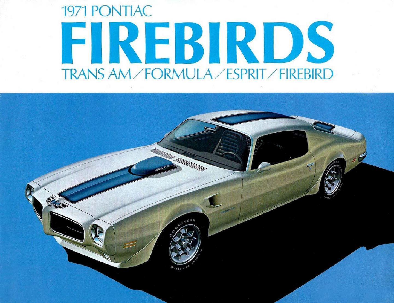 Second-Generation Pontiac Firebird, Firebird, Pontiac, Pontiac Firebird