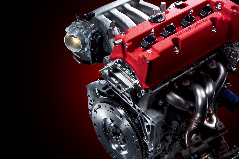 Honda, twin cam, four-cylinder, K-series, K20A, K20, K24, Ariel Atom, Civic Si, Type-R, CTR, Integra, RSX, Acura