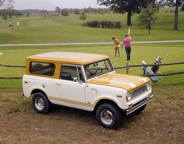 International Harvester Scout Comanche
