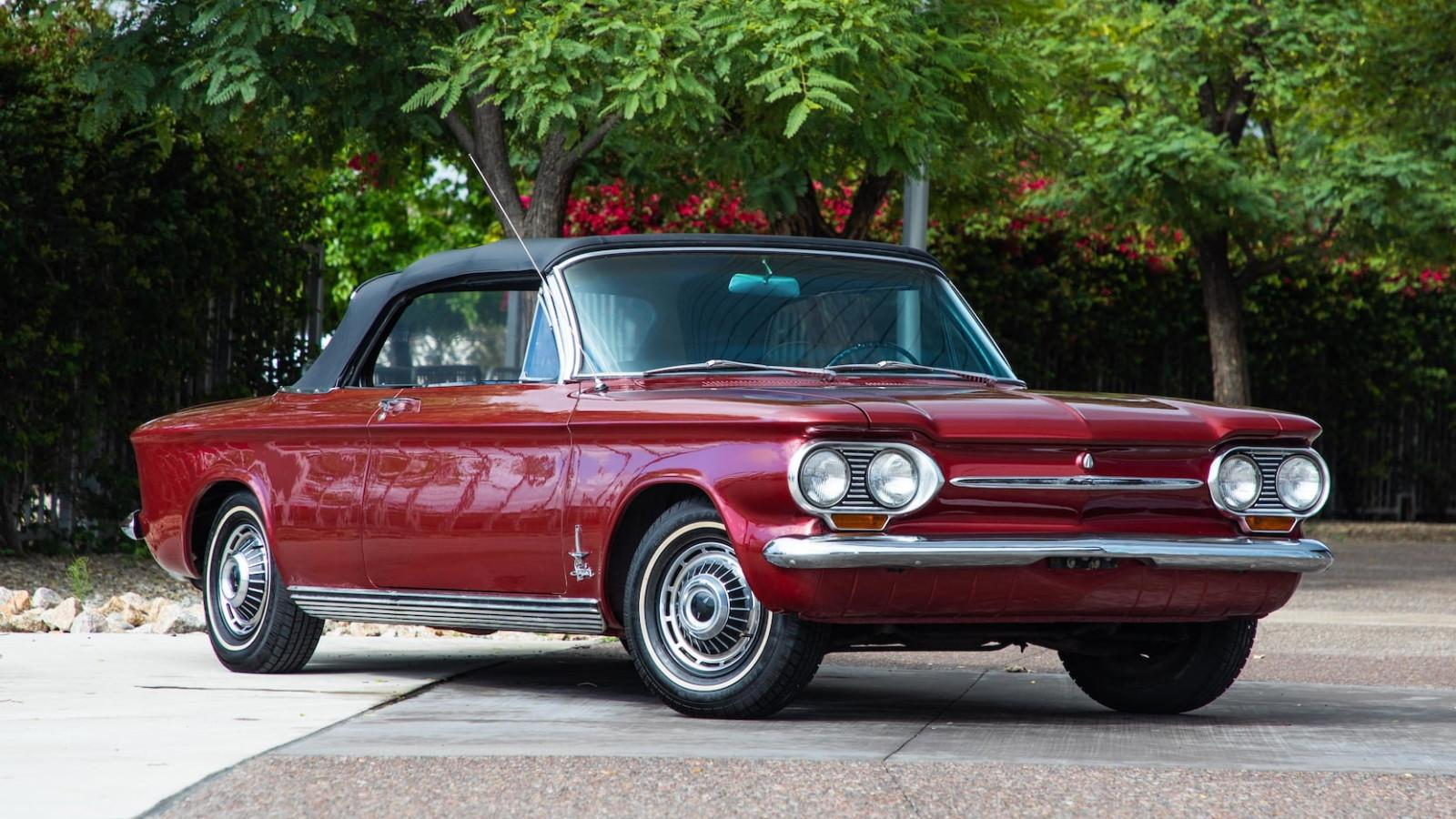 Corvair Monza Spyder Turbo