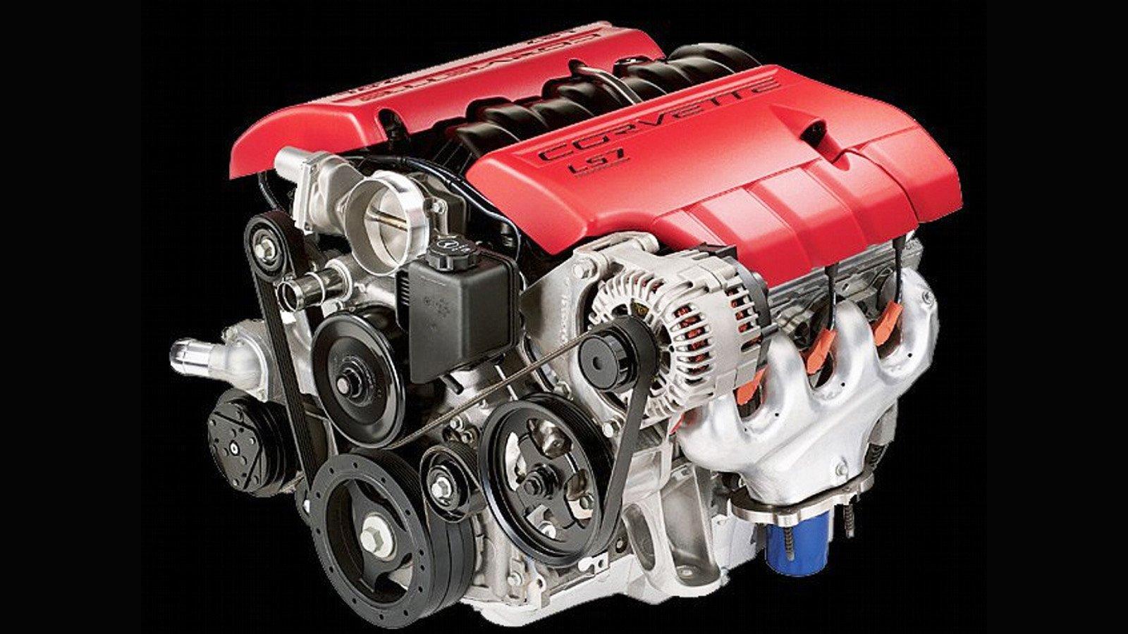 Chevrolet LS7 V8