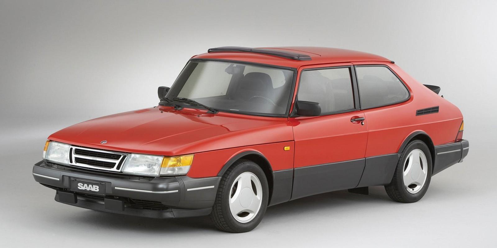 1990 Saab 900 Turbo