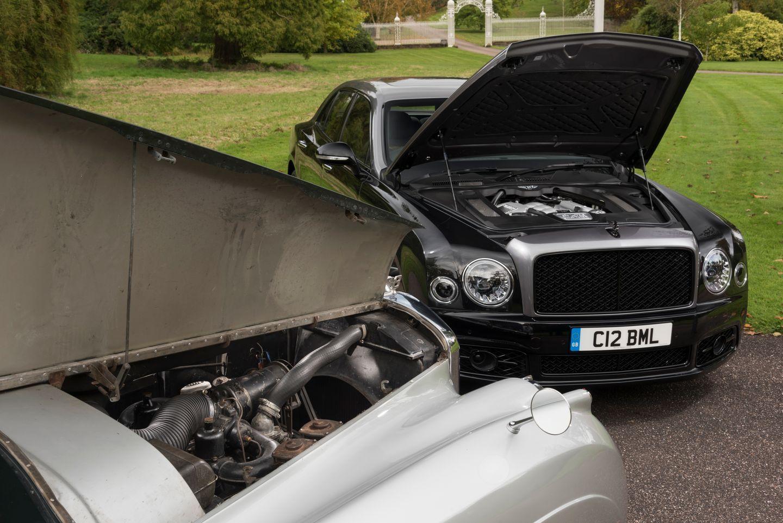 Bentley 6.75-liter V8