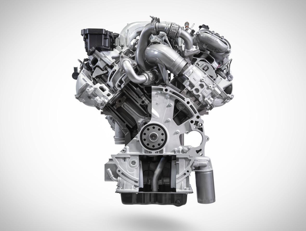 Ford Godzilla 7.3-liter V8