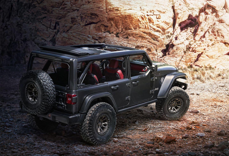 Jeep Wrangler Rubicon 392 Hemi 6.4-liter V8