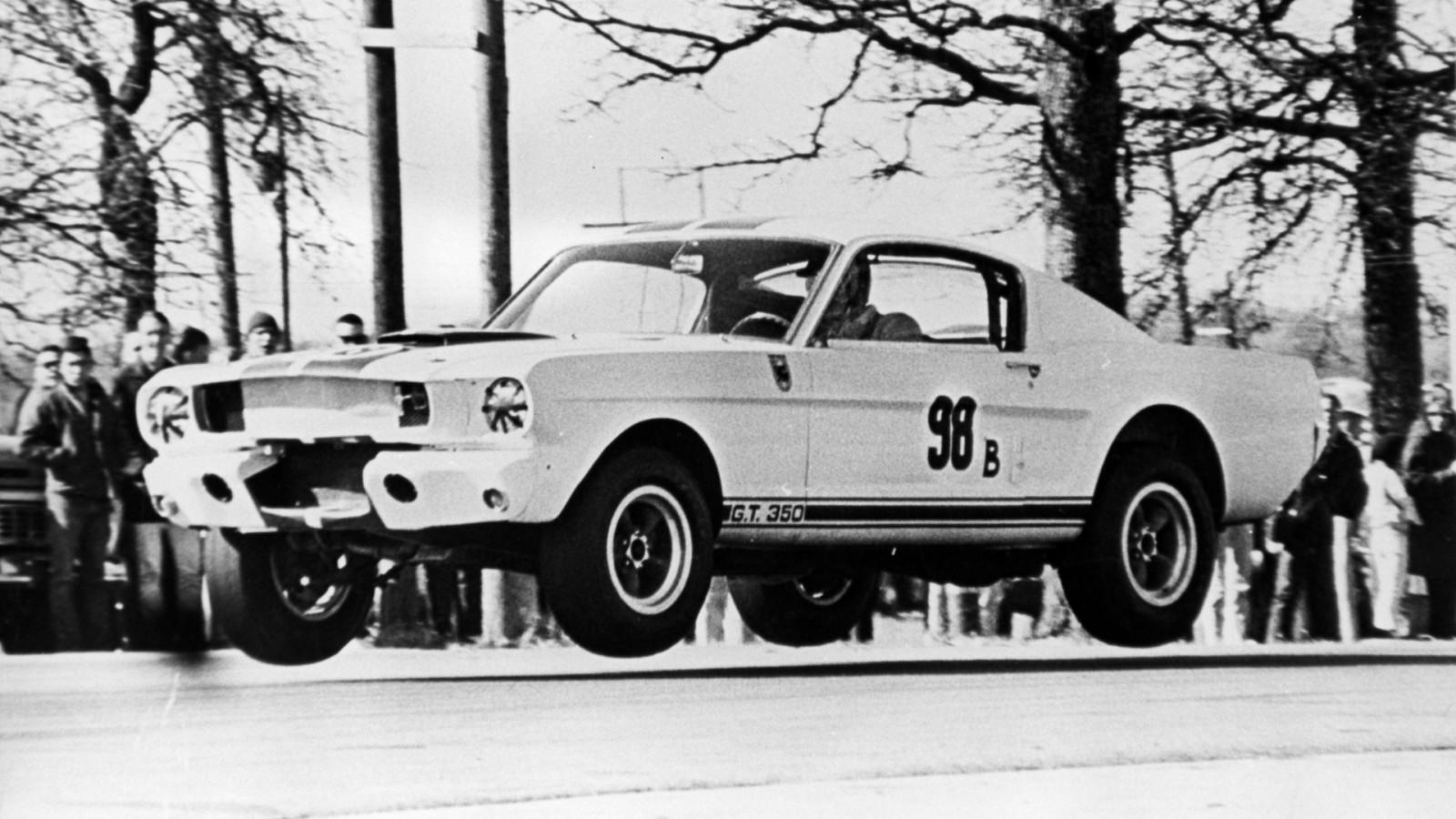 1965 SHELBY GT350R PROTOTYPE Flying Mustang