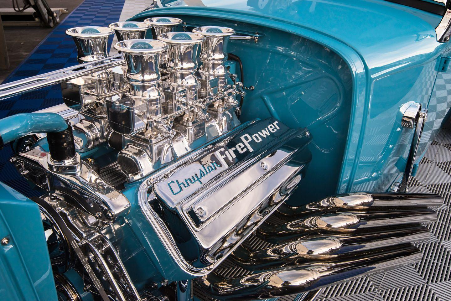 Chrysler Hemi FirePower