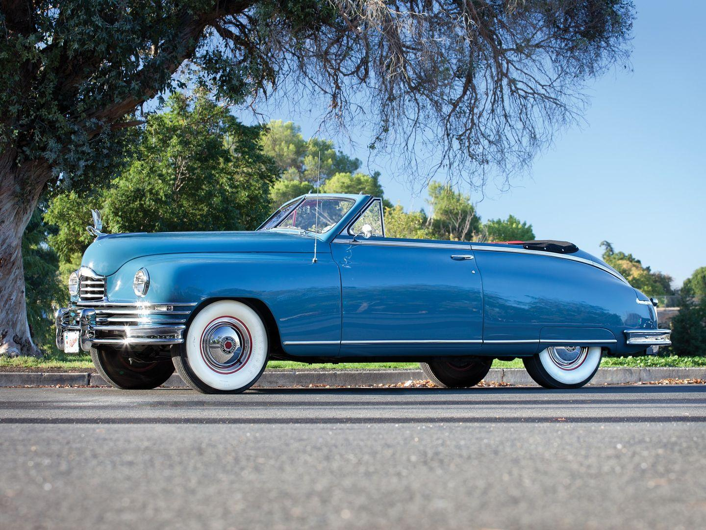 1948 Packard Convertible