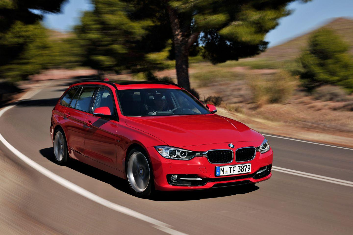 BMW F31 3 Series Touring Sport Wagon