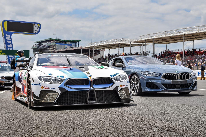 BMW M8 GTE M850i