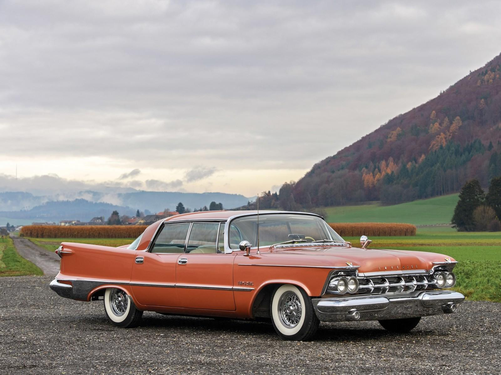1959 Imperial Crown Sedan