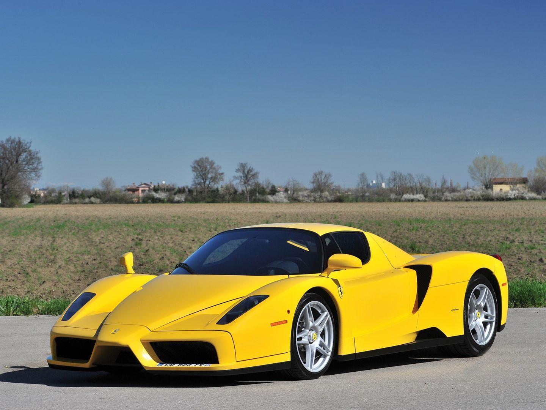 Ferrari Enzo Giallo