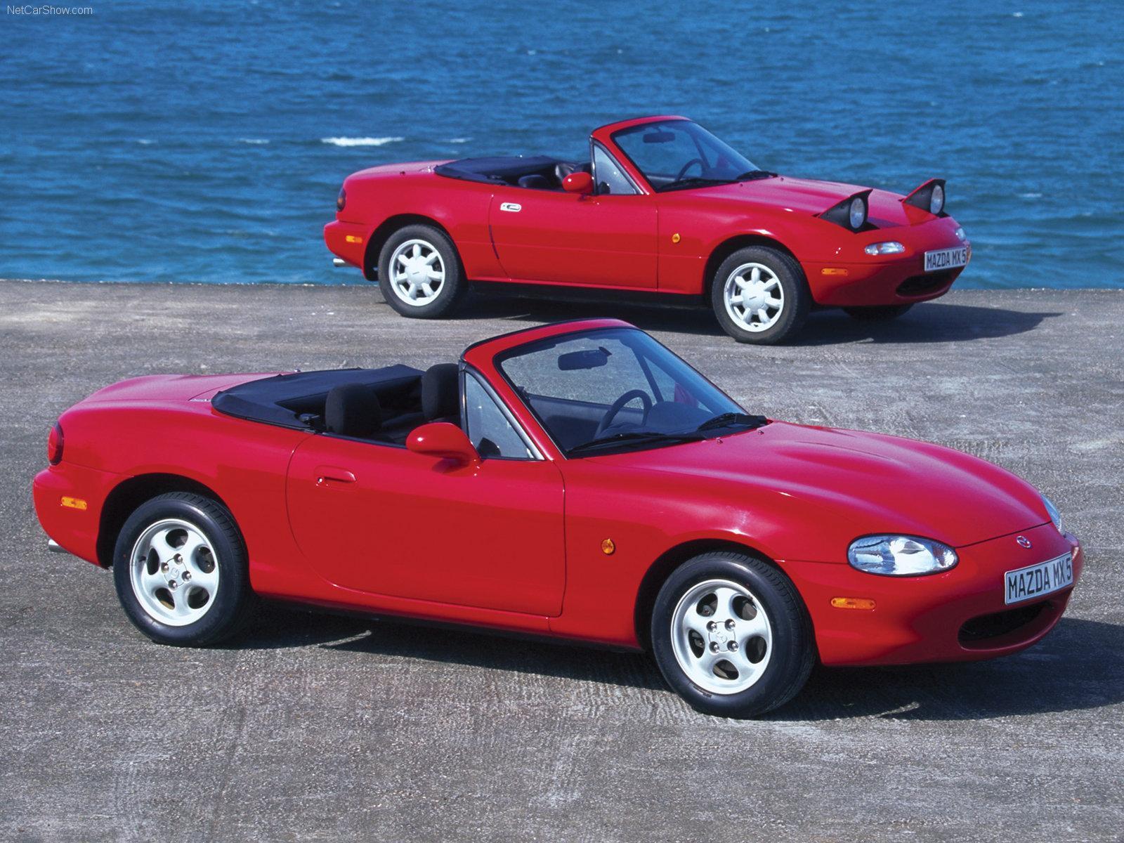 Mazda Miata MX-5 NB