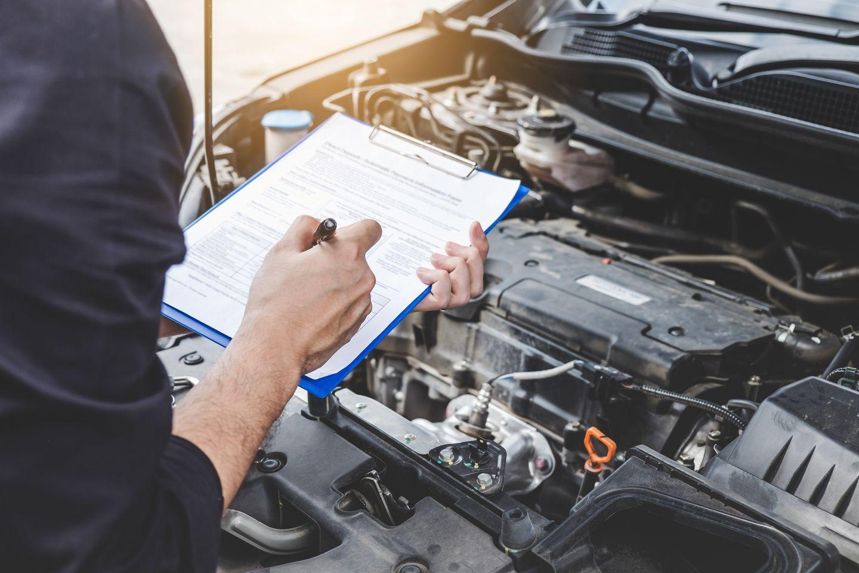 car inspection checklist