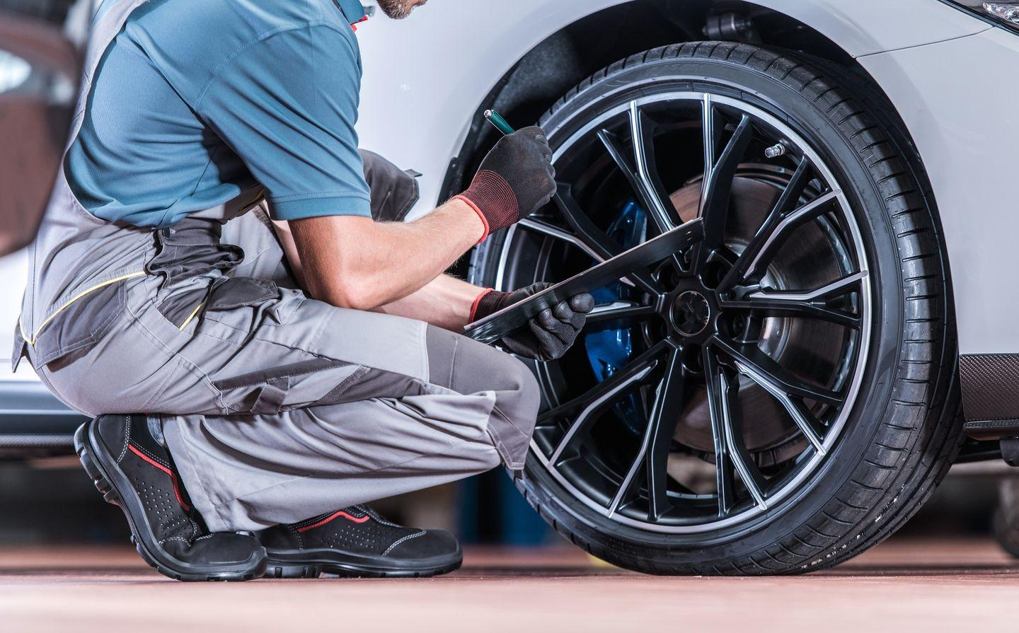 tire inspection