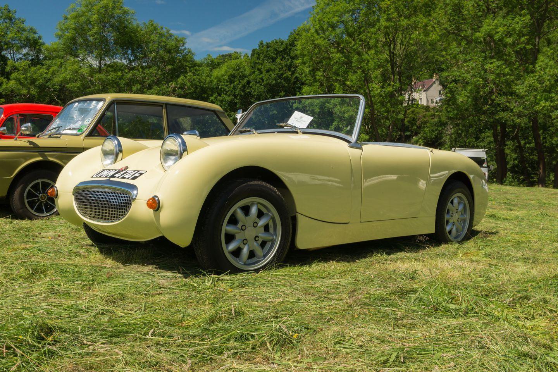 Austin Healey Sprit Mk1