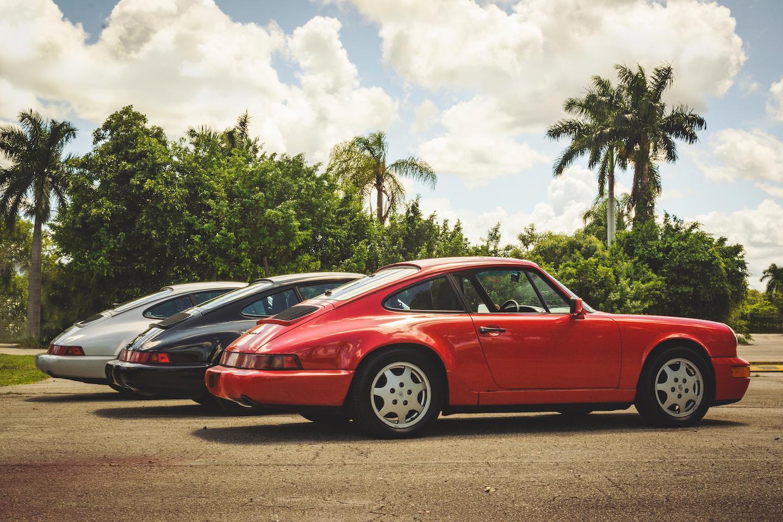 Porsche 964 meeting
