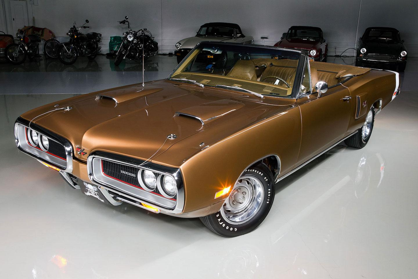 Dodge Coronet RT 426 Hemi Convertible