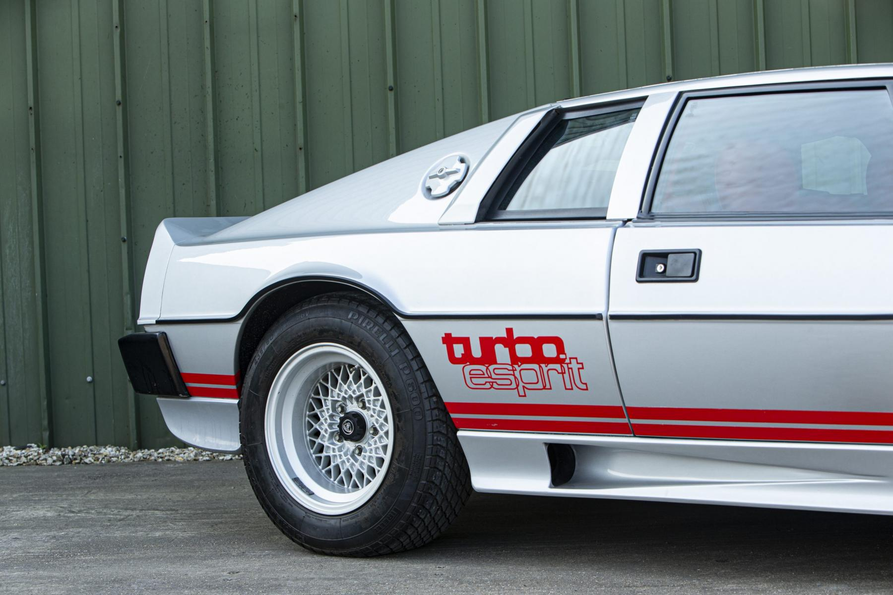 Colin Chapman's Lotus Esprit Turbo