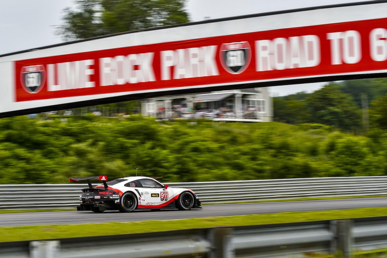 Lime Rock Park Porsche