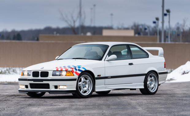 1995 BMW E36 M3 Lightweight LTW