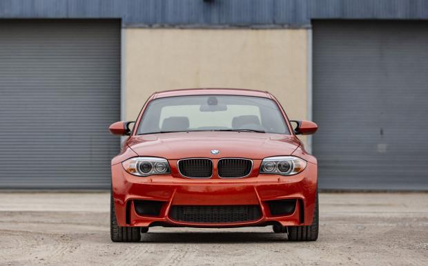 2011 BMW 1 Series M Coupe 1M E82 Valencia Orange